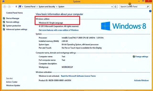 Windows8.1SL