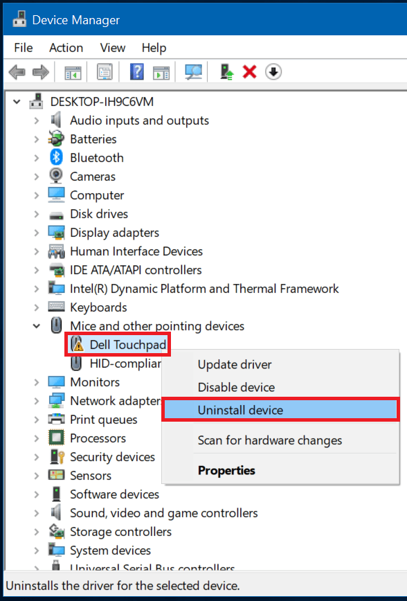 Dell touchpad drivers – the unofficial windows 10 reinstallation guide.