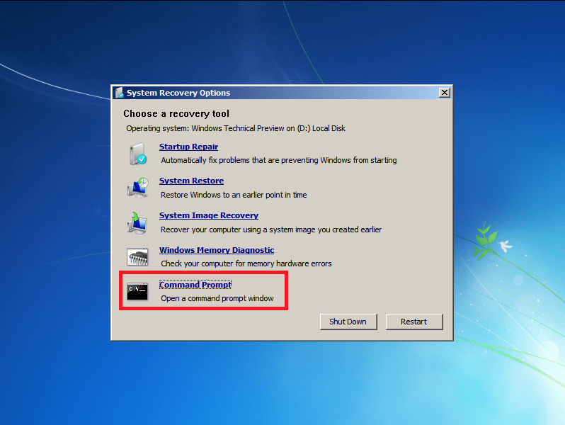 Use of DiskPart to Clean the HDD/SSD - Windows 10