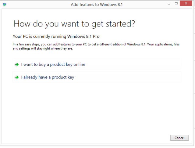 product key for windows 8.1 pro free