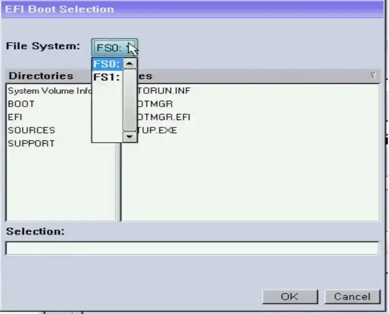 Unified Extensive Firmware Interface (UEFI) SMBIOS 2 7-2 9 - Windows