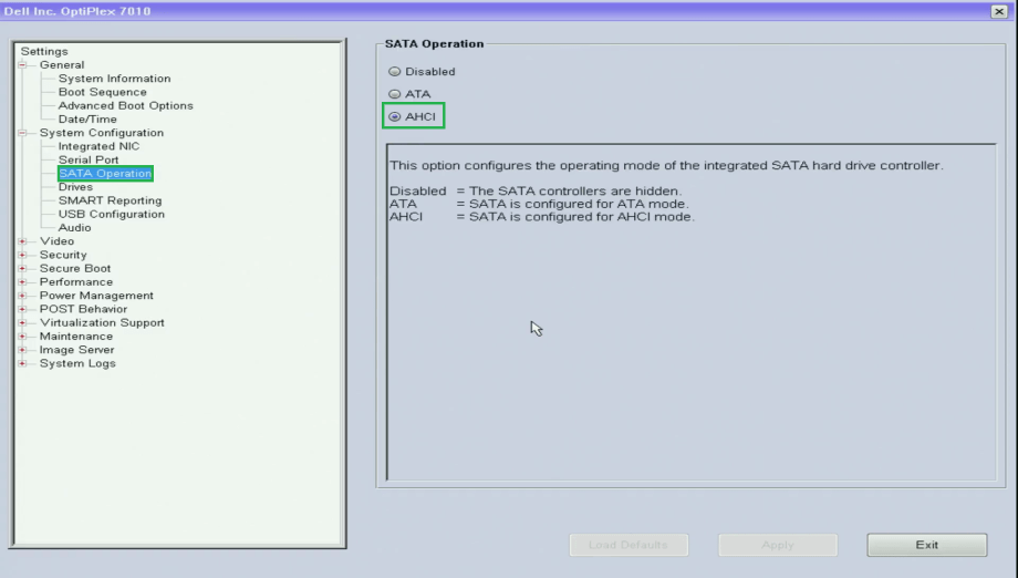 Unified Extensive Firmware Interface (UEFI) SMBIOS 2 7-2 9 - Windows