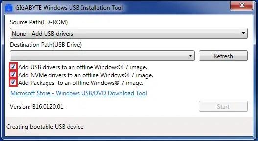Intel USB 3 0 Creator Utility - Windows 10 Installation Guides