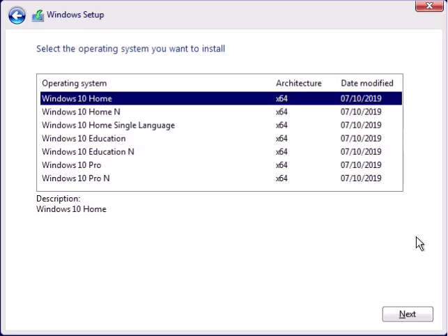 Download Windows 10 Version 1909 and Create a Bootable USB - Windows 10  Installation Guides