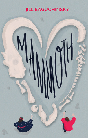 Mammoth, YA Contemporary novel