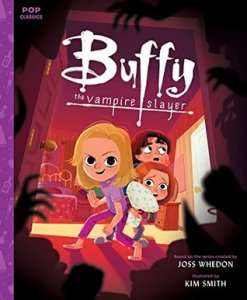 Buffy the vampire slayer picture book cover