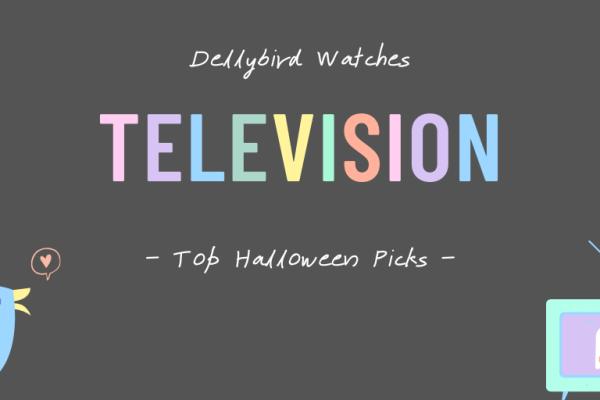 Halloween TV Recommendations