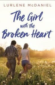 The Girl with the Broken Heart book cover