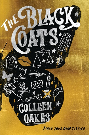 The Black Coats Book Cover
