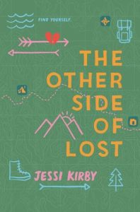The Other Side of Lost by Jessi Kirby, Book cover