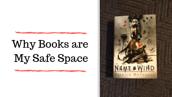 Why Books Are My Safe Space