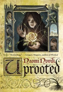Uprooted by Naomi Novik - A Beauty and the Beast Retelling