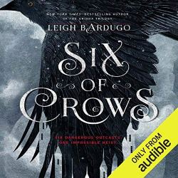 Six of Crows by Leigh Bardugo  Audible exclusive image