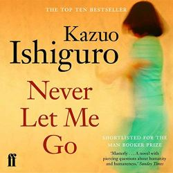 Never Let Me Go by Kazuo Ishiguro  Audiobook Image