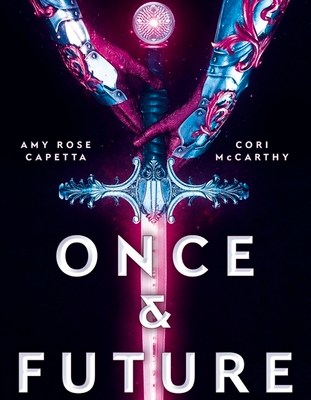 Once & Future Book Cover