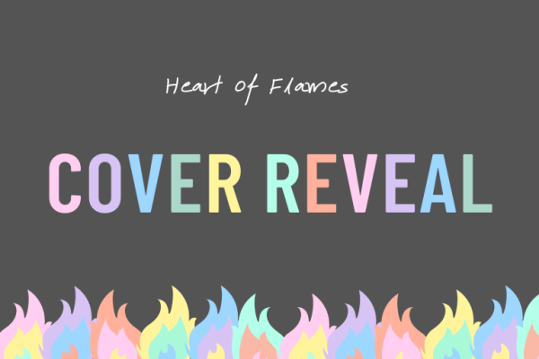 Heart of Flames Cover Reveal