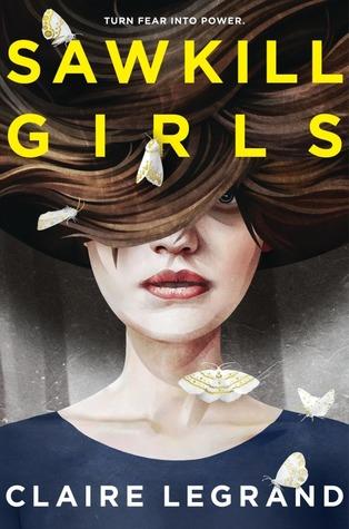 Sawkill Girls, YA horror, Book cover