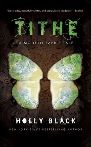 Tithe by Holly Black. Book Cover