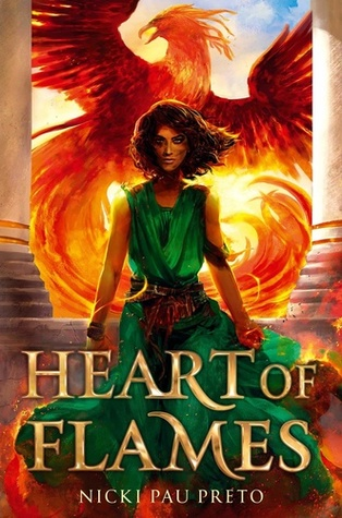 Heart of Flames Book cover