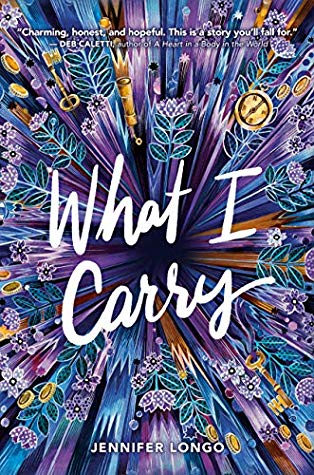 What I Carry book cover