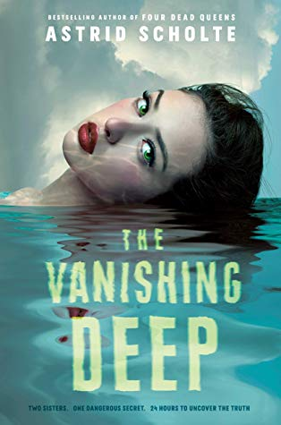 The Vanishing Deep. March 2020 Book Releases.