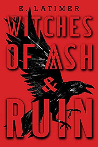 Witches of ash and ruin. March 2020 Book releases.