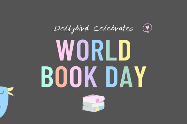 World Book Day. Dellybird
