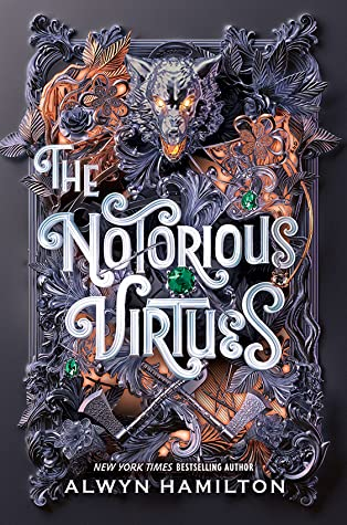 May 2020 Book Releases. The Notorious Virtues book cover.