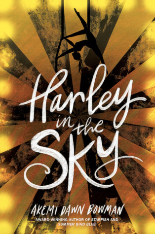 Harley in The Sky Book Tag