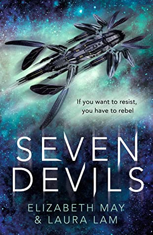 Seven Devils by Elizabeth May & Laura Lam book cover