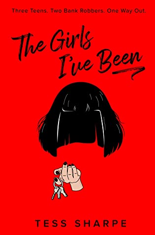 January 2021 Book Releases. The Girls I've Been book cover.