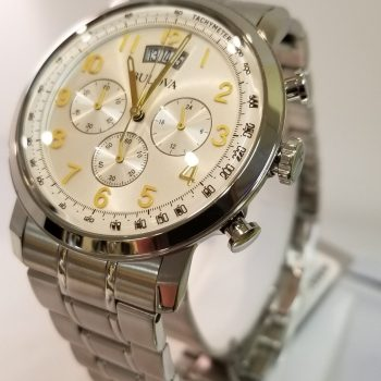 Bulova Dress Chronograph