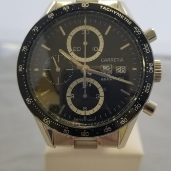 Tag Heuer Carrera Chronograph 41mm Men's Watch