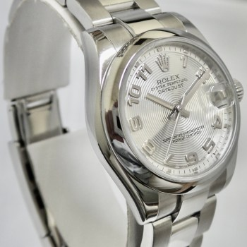 Rolex Ladies Datejust With Arabic Numerals 31MM