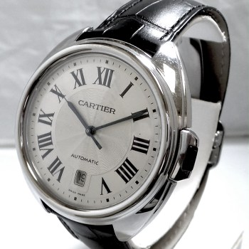 Cartier Men's 40mm Automatic with Date Complication
