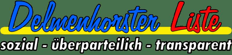 Logo Delmenhorster Liste