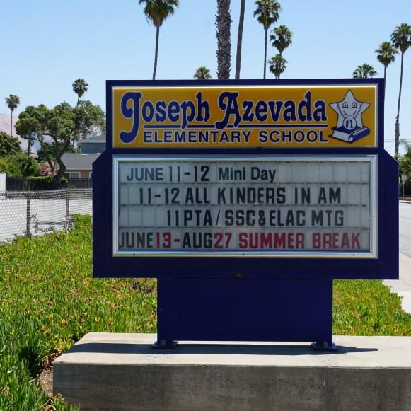 Azevada Elementary School