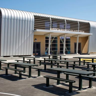 Nystrom Elementary School Multipurpose Building, Richmond, CA