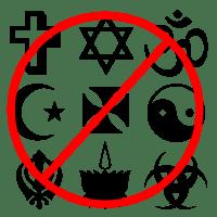 جهان بدون دین