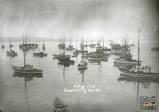 Crescent City Harbor Fleet, 1925