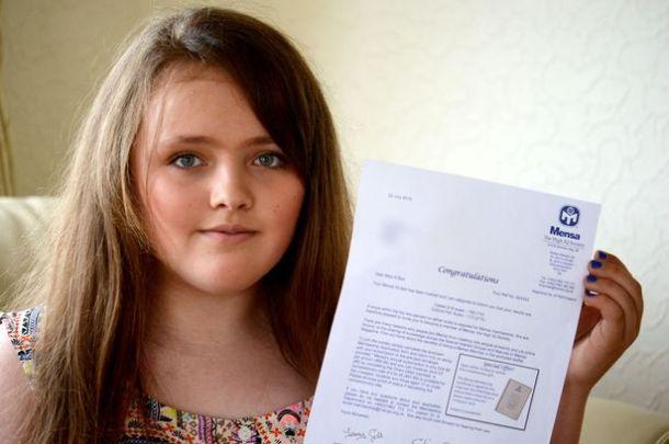 Nicole Barr, 12-годишно циганче от Великобритания
