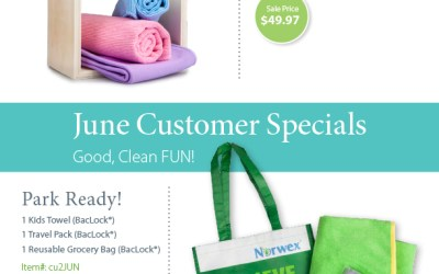 Norwex Customer Specials for June 2016