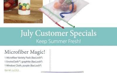 July Norwex Customer Specials