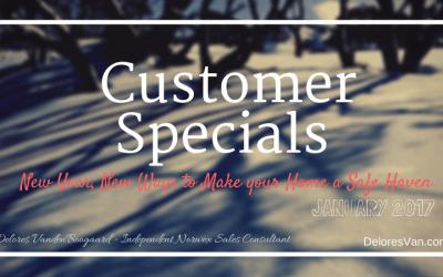 January Norwex Customer Specials