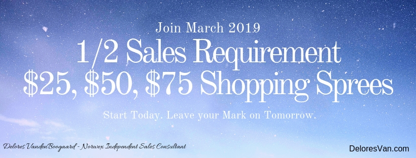 Start Norwex Today… Leave your Mark Tomorrow