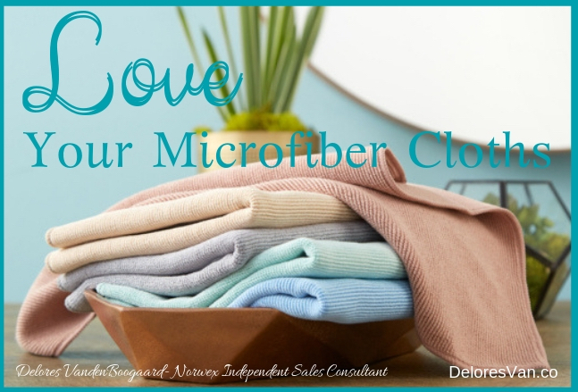 How to Care for Your Norwex Microfiber