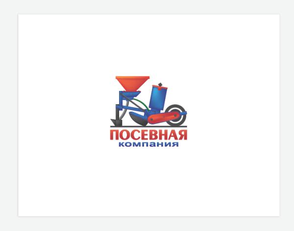 Логотип для «Посевной Компании»