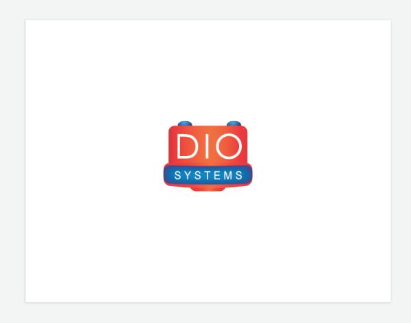 Логотип для системы управления «DIO Systems»