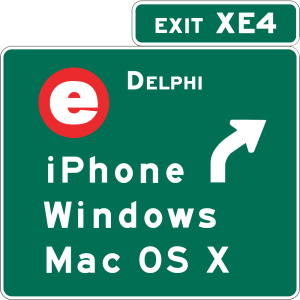 Delphi XE4 - iPhone, Windows & Mac OS X