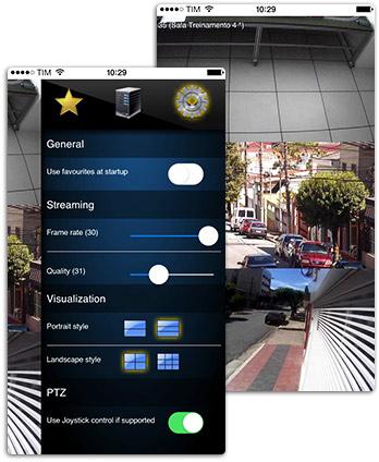 Digifort Mobile Client